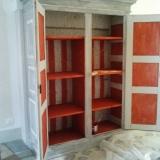 armadio provenzale/interno